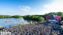 Festival 909 in the Amsterdam Forest